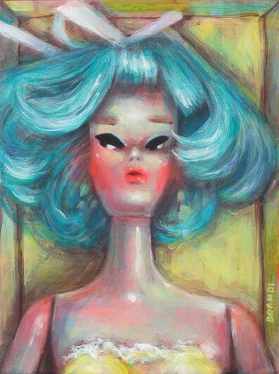 Brandi Milne, 'My Blue Heaven', 2019