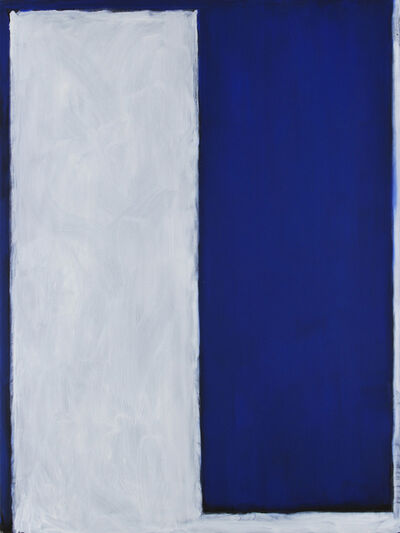 Peter Lodato, 'Blue and White', 2017