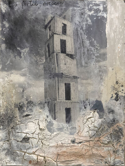 Anselm Kiefer, 'The Fertile Crescent', 2008