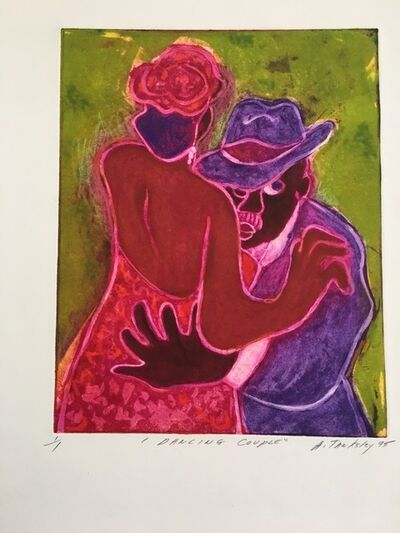 Ann Tanksley, 'Dancing Couple', 1995