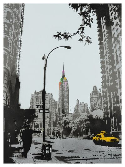 Nick Walker, 'The Morning after (Empire State)', 2009