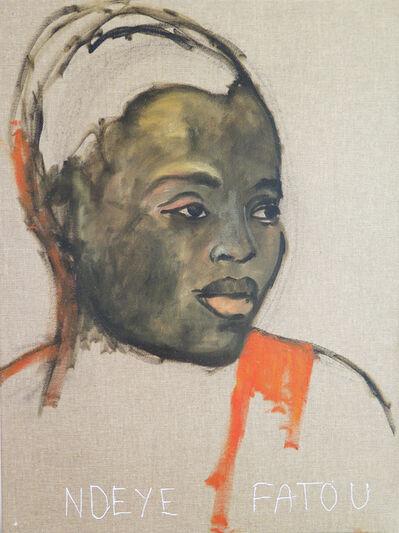 Dalila Dalléas, 'Fatou Ndeye - série Dakar Studio', 2018