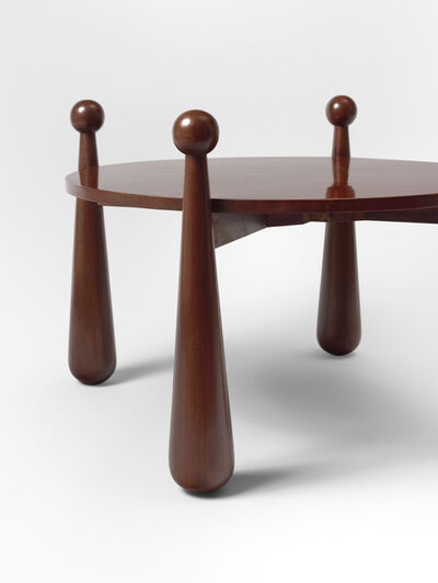 "Jean Royère, '""Quille"" occasional table', ca. 1960"