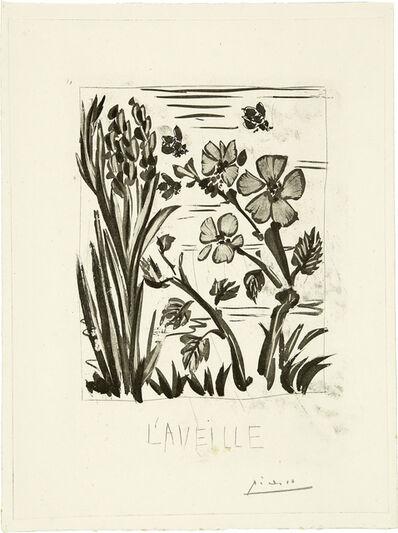 Pablo Picasso, 'L'Aveille', 1936-42