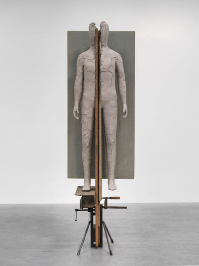 Mark Manders, 'Landscape with Male Figure', 2017