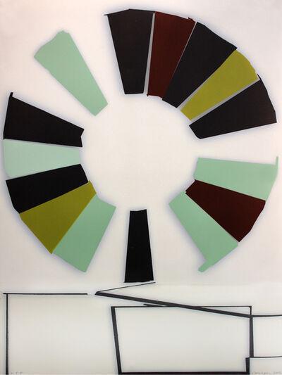 Suzanne Caporael, 'The Wheel', 2011