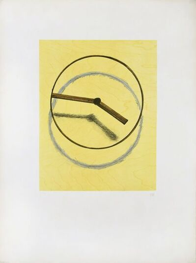Man Ray, 'Les heures heureuses', 1970s