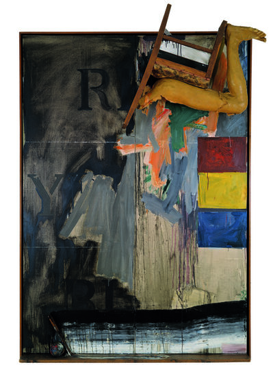 Jasper Johns, 'Watchman', 1964