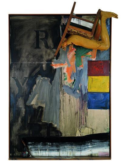 Jasper Johns, 'Watchman', 1964