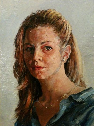 Alphonse van Woerkom, 'Catherine', 2013