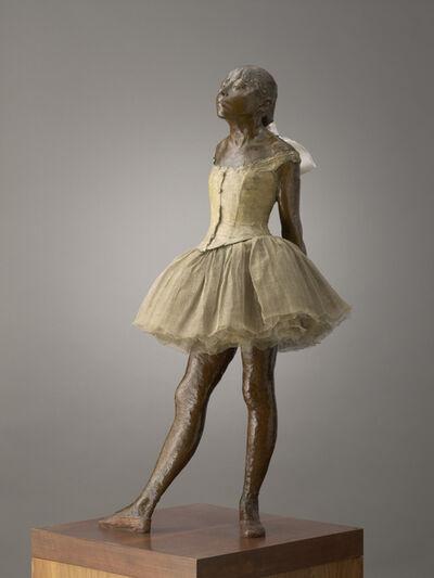 Edgar Degas, 'Little Dancer Aged Fourteen', modeled 1879–81-cast 1919–21
