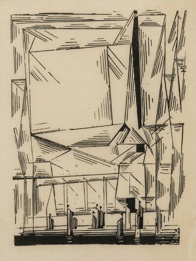 Lyonel Feininger, 'Gelmeroda (Passe W237)', 1920/1958