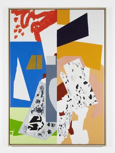 "Yonatan Vinitsky, 'His/Her Examples (""The Vital Flame"") K23+K15', 2015"
