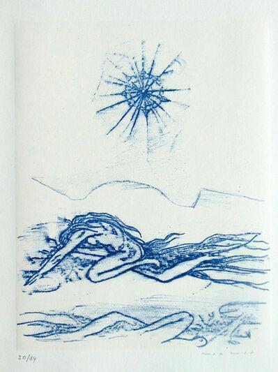 Max Ernst, 'Le Parquet Se Souleve', 1939
