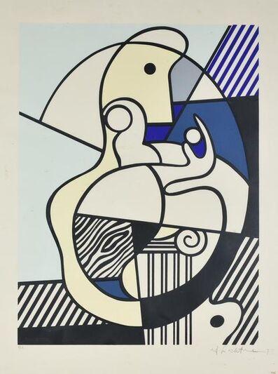 Roy Lichtenstein, 'Composizione', 1975