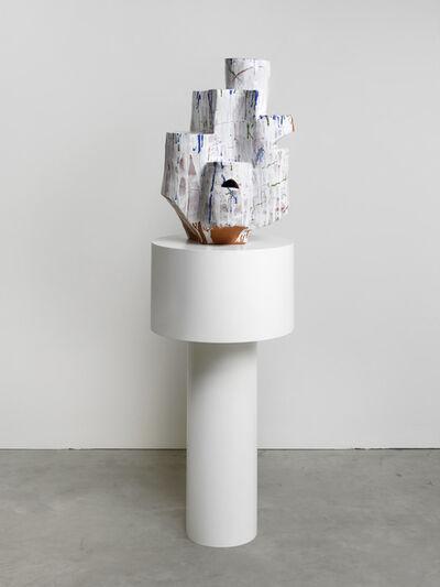 Michael Sailstorfer, 'Altenheim für abstrakte Expressionisten ', 2017
