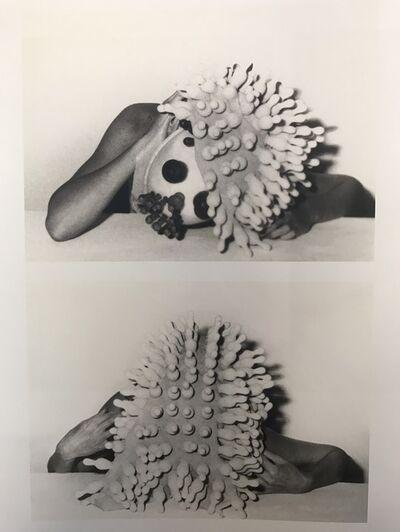 Renate Bertlmann, 'Protrusions / Ausstülpungen', 1982