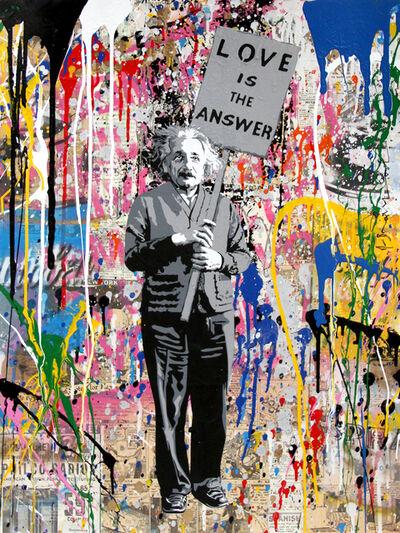 Mr. Brainwash, 'Einstein', 2018