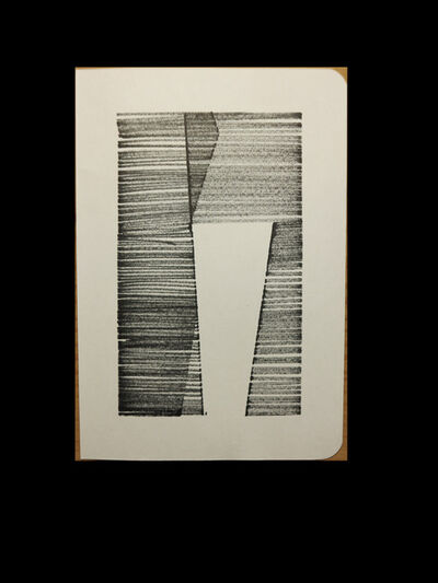 L'outsider, 'Étude 7', 2019