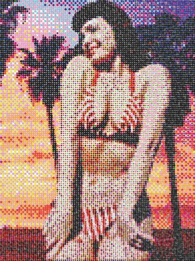 KAN, 'Bettie Page', 2015