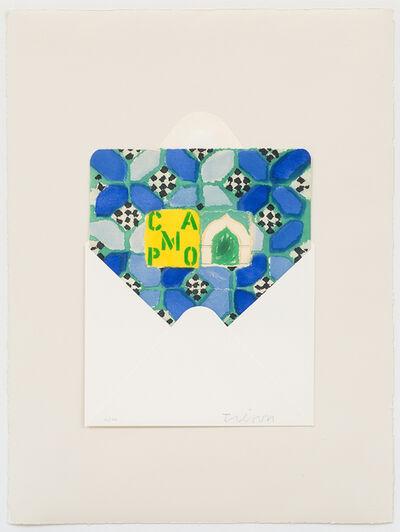 Joe Tilson RA, 'Postcard from Venice, Campo', 2009