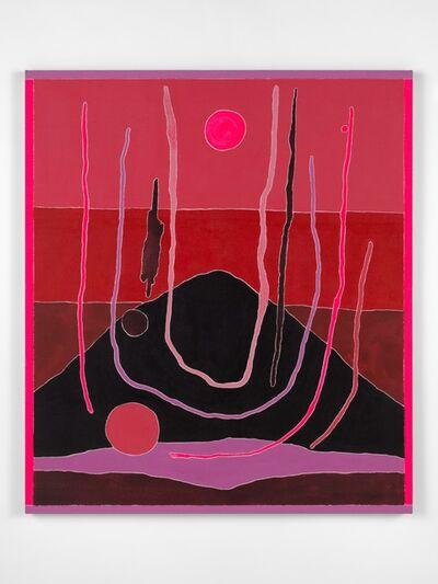 Russell Tyler, 'Radioactive Dawn', 2020
