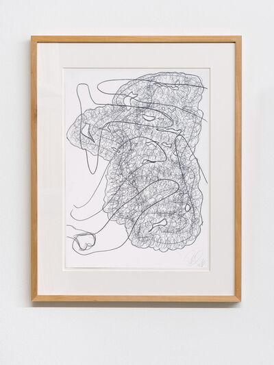 Tony Cragg, 'Pencil on paper', 2018