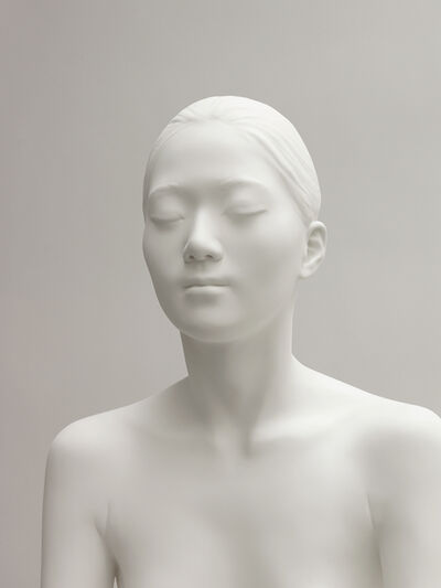 Don Brown, 'Yoko X. Sitting (head and shoulders) ', 2015