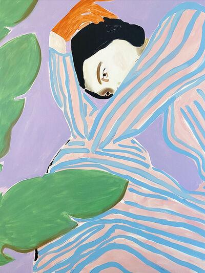 Erin Armstrong, 'Lavender Kauai', 2021