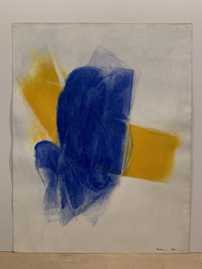 Cleve Gray, 'Untitled', 1966