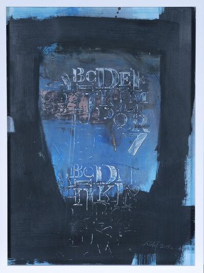 Fidel Rodriguez, 'Palimpsest Series', 2017