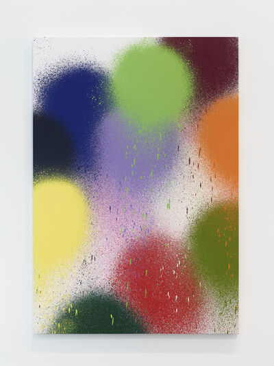 KATSU, 'Untitled (Dots 7)', 2019