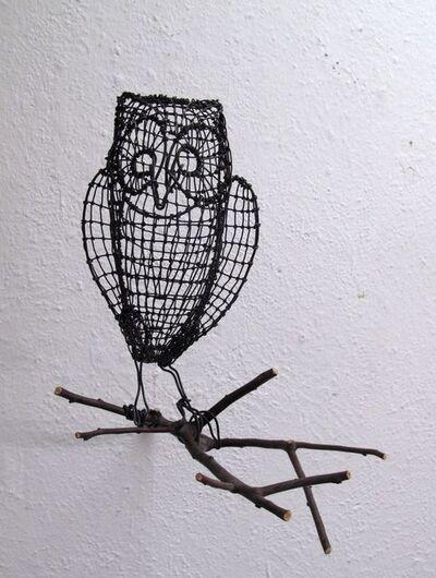 Helen Altman, 'Little Winged Owl', 2020