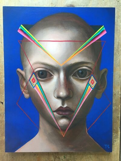 Timothy Cummings, 'AURA OF A FACE', 2010