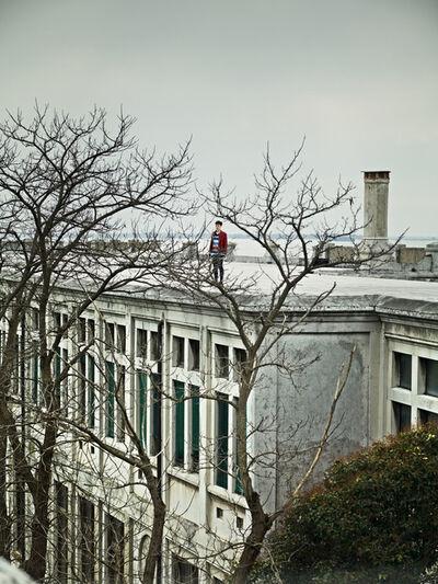 Mabel Palacín, '180º On the roof 5', 2010-2011