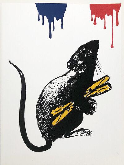 Blek le Rat, 'Rat n°5', 2019