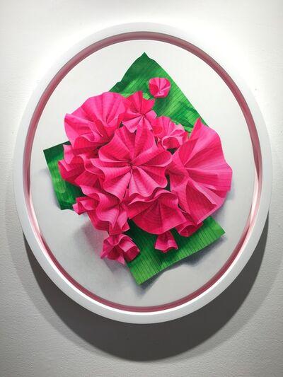 Victoria P. Wonnacott, 'Pink Cameo', 2019