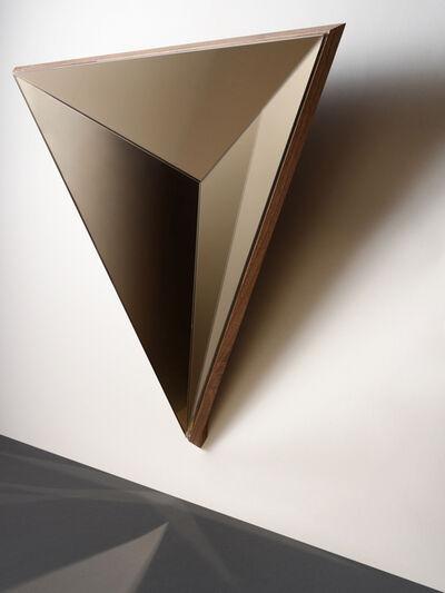 Robert Sukrachand, 'Volume Bronze Mirror Concave', 2017