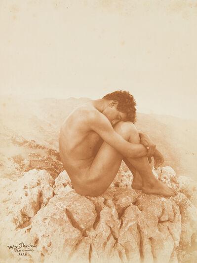 Wilhelm Von Gloeden, 'Caino', ca. 1902