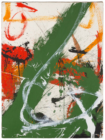 Norman Bluhm, 'Untitled #1', 1964