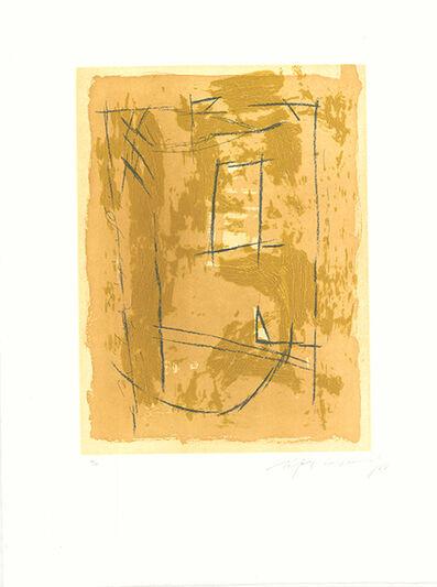 Albert Ràfols-Casamada, 'Circ-4', 1988
