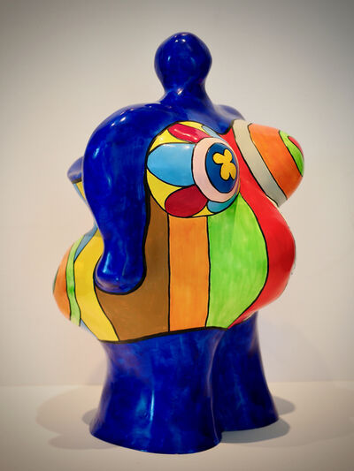 Niki de Saint Phalle, 'Nana's Vase', 1984