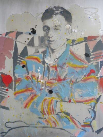 Tom Gidley, 'Barnie Describing', 2014