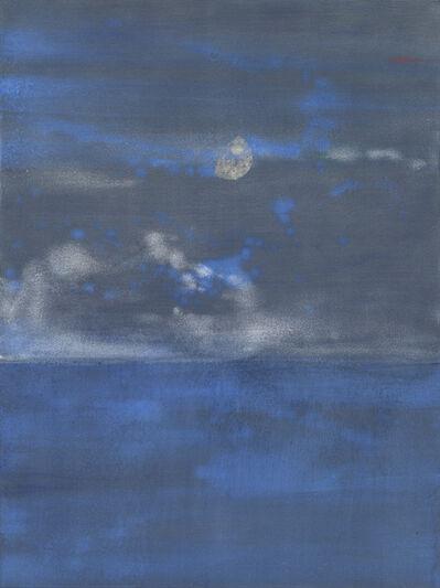 Makoto Fujimura, 'Rikyu Moon  利休之月', 2020