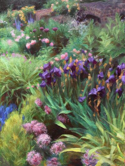 Adrienne Stein, 'Hurlingham Garden', 2021