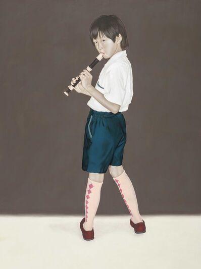 Yih-Han Wu, 'Recorder Practice IV', 2014