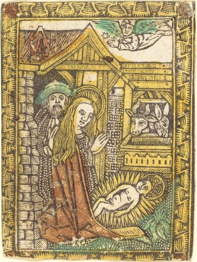'The Nativity', ca. 1470/1480
