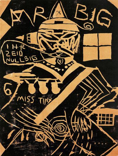 Jonathan Meese, 'Mr. Himberbiggi', 2008