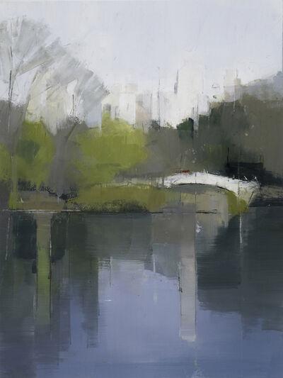 Lisa Breslow, 'Central Park Lake 3', 2012