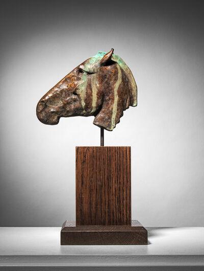 Nic Fiddian-Green, 'Trojan Head', 2020